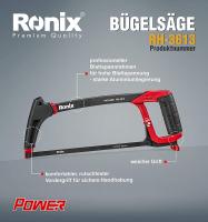 Նաժովկա առավել ամուր Ronix RH-3613